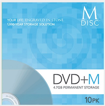 Millenniata Announces Blu-ray Optical Disc Available in Spring 2013