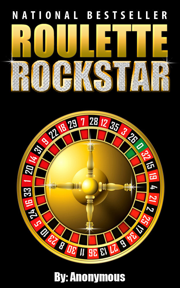 Roulette Strategy book 'Roulette Rockstar' hits the Best-Seller's List