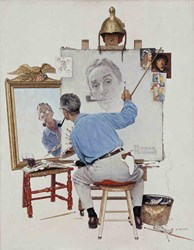 The American Spirit: Norman Rockwell's Artworks Continue National Tour at Newark Museum, 2/28-5/26