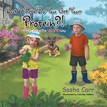 Children's Book Provides Insight in Veganism