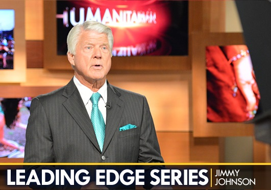 Real-Time Mobile Investment Tools Are Focus Of Upcoming Leading Edge Segment With Jimmy Johnson