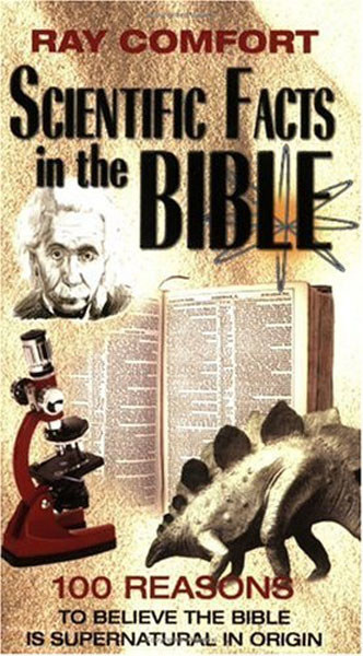 Trinity Broadcasting Network Releases 'Bible Science' Book by Ray Comfort