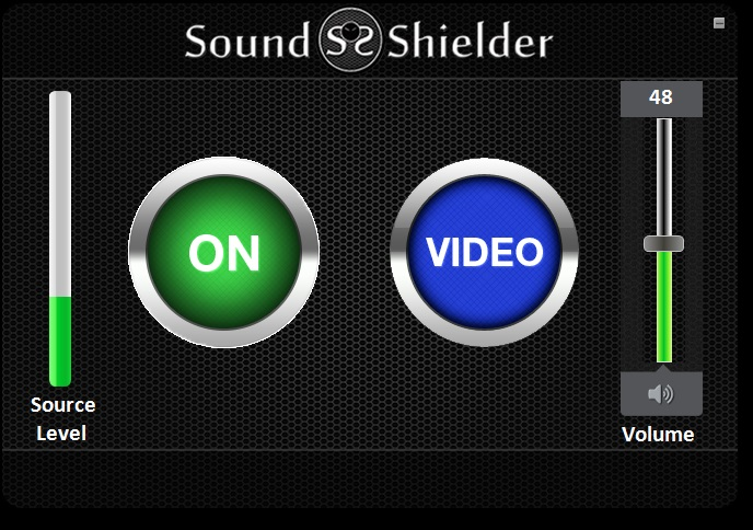 TrodesJackFlip Releases SoundShielder - An Automatic Volume Control for Streaming Media