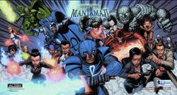 "Television Director Eric Dean Seaton Releases Graphic Novel Series ""The Legend of the Mantamaji"""