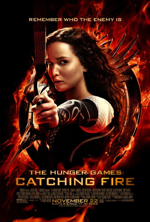 HUNGER GAMES: CATCHING FIRE Sells 3.9 Million Blu-Ray/DVDs in 1st Weekend of North American Release