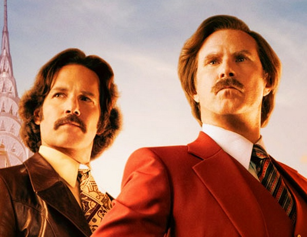 ANCHORMAN 2: THE LEGEND CONTINUES to Debut on 3-Disc Blu-ray Combo Pack, 4/1