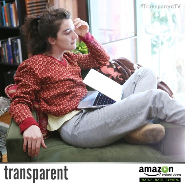Amazon to Debut Jill Soloway's Highly-Anticipated Dark Comedy Transparent on September 26 in the US and UK