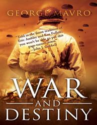 Military Novel 'War and Destiny' is Released