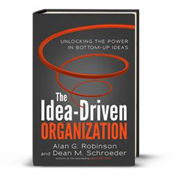"""The Idea-Driven Organization"" is Released"