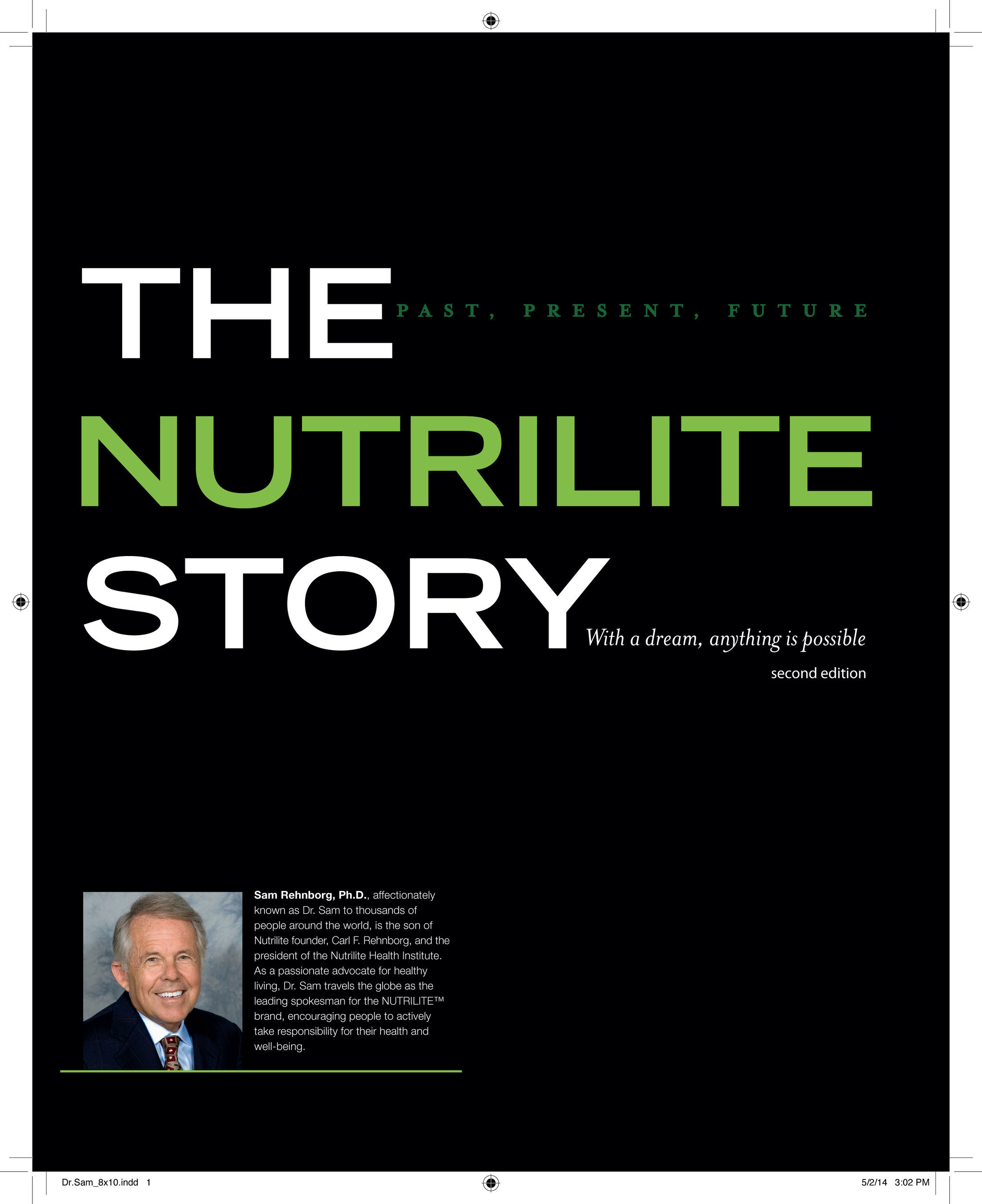 Amway Releases Second Edition of The Nutrilite Story