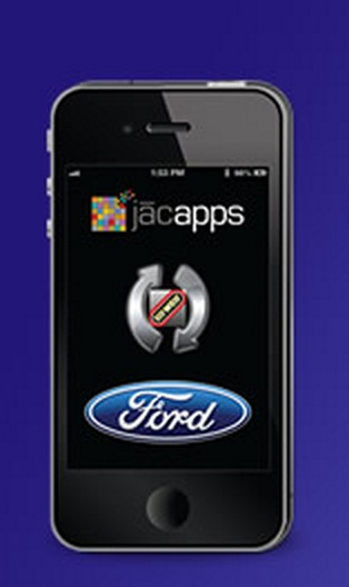 jacAPPS Chosen to Support Ford Developer Program