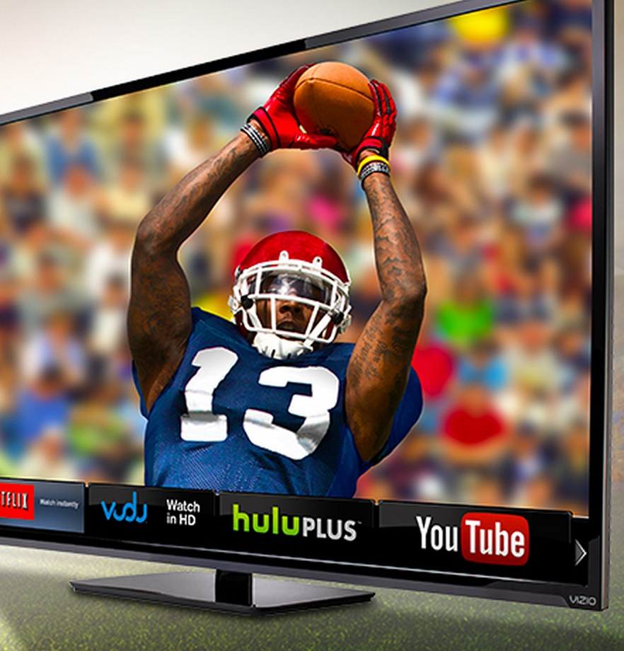 VIZIO Unveils Premium 42' and 54' 5.1 Home Theater Sound Bars, Delivering Big Audio to Complete the Big Screen Experience