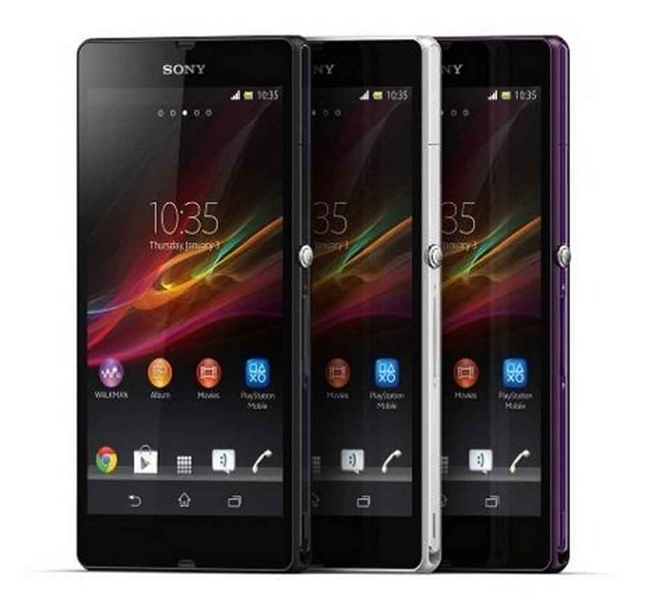 Sony Announces New Flagship Phone - Xperia Z, 5