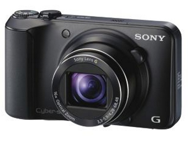 Sony Announces New Cybershot Line of Cameras - 5 Models with New Features