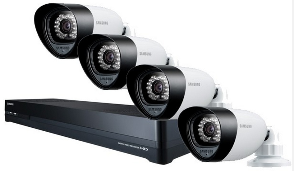 Samsung Announces New High-Def CCTV Cameras