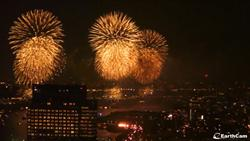 EarthCam to Live Stream 4th of July Fireworks Across the U.S.A.