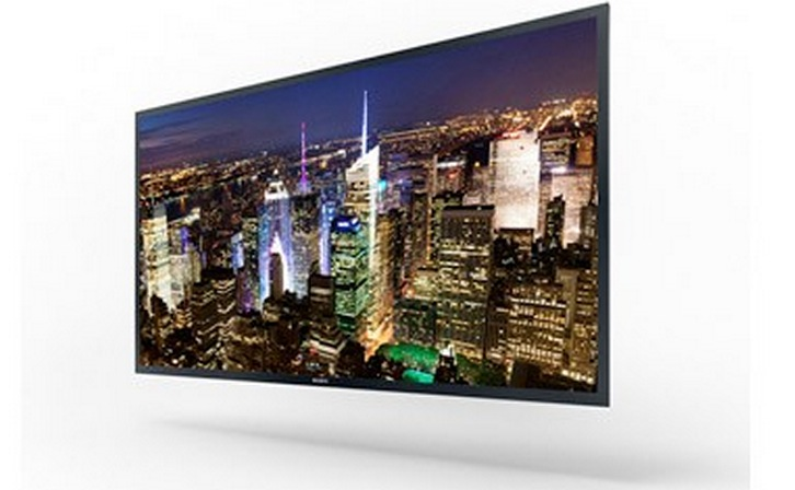 Sony Announces the World's First 4K OLED TV at CES