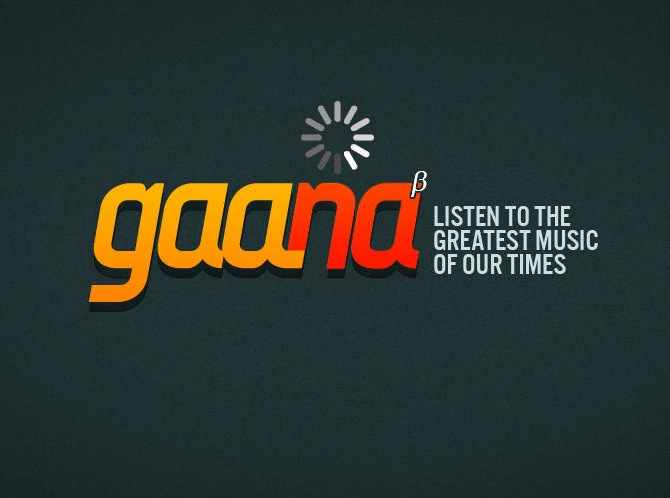 Gaana, Now on Blackberry 10