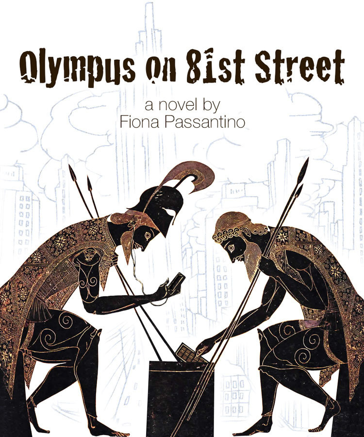 OLYMPUS ON 81ST STREET by Fiona Passantino is Available Now