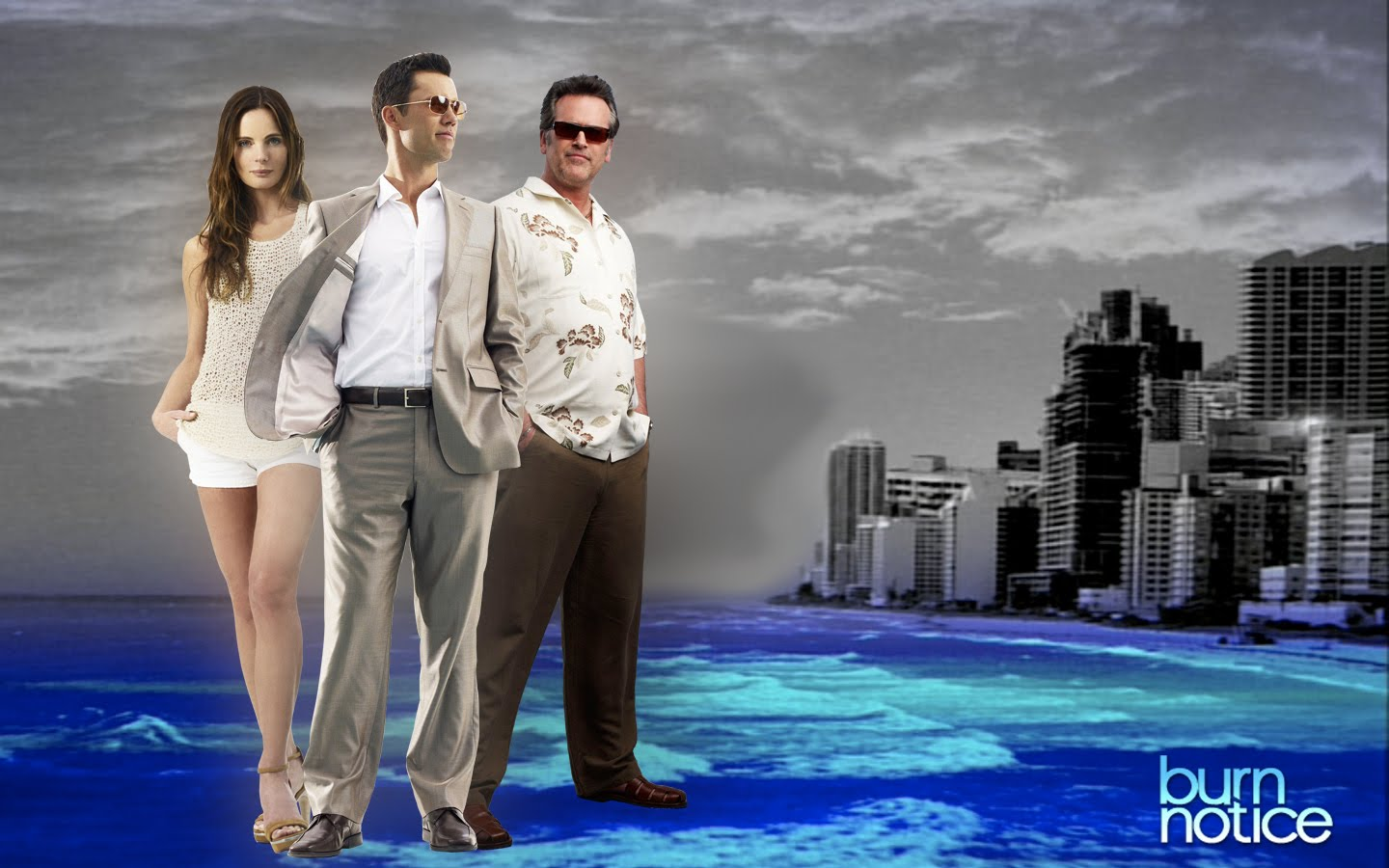 Costumes & Props from USA Network's BURN NOTICE Set for On-Line Auction