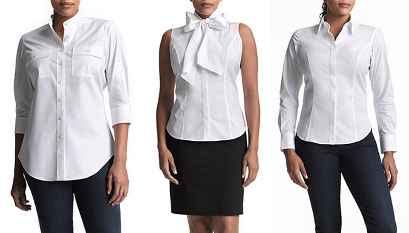White Shirt Collection | Is Shirt