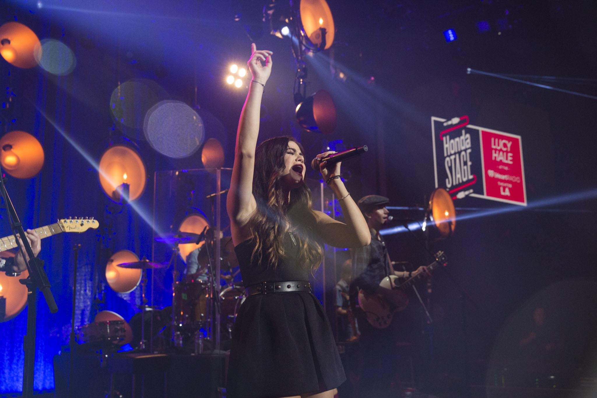 Lucy Hale, Christina Perri and Ariana Grande Set for LA's  iHeartRadio Theater