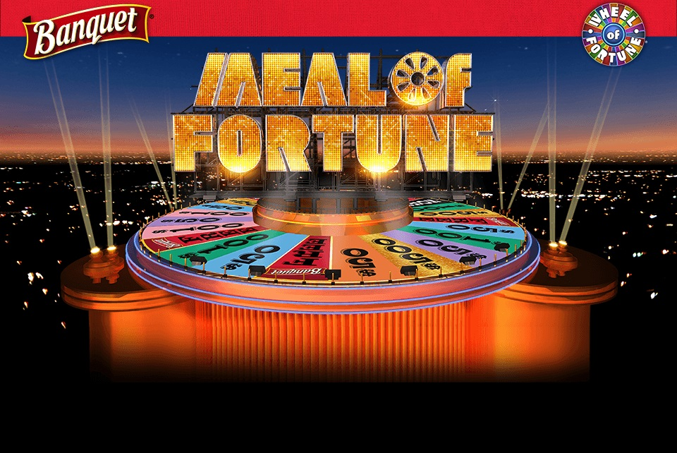 Wheel of Fortune and Banquet Frozen Meals Announce 'Meal of Fortune' Sweepstakes