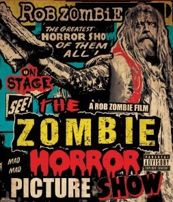Rob Zombie Concert Film THE ZOMBIE HORROR PICTURE SHOW Out Today