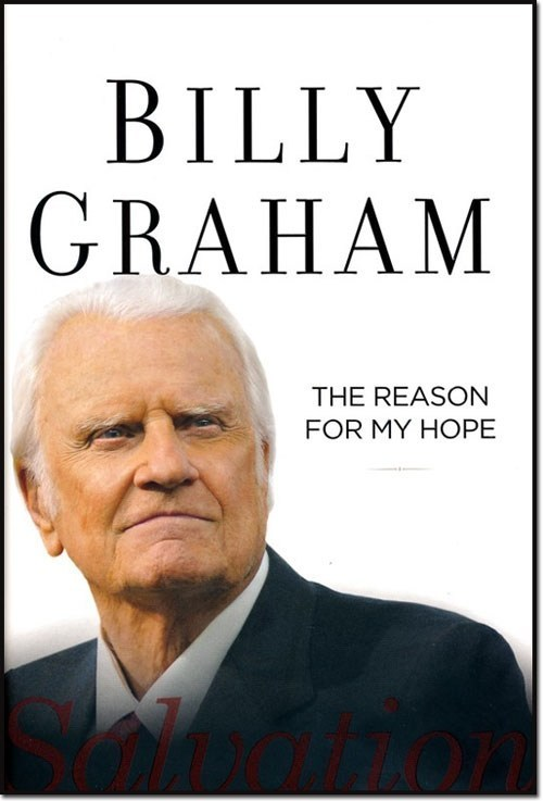 Trinity Broadcasting Network Offers Billy Graham's 'The Reason for My Hope'