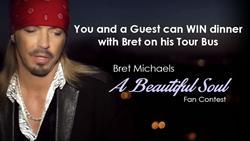 Legendary Singer/Songwriter BRET MICHAELS Releases New Solo Single 'A Beautiful Soul'
