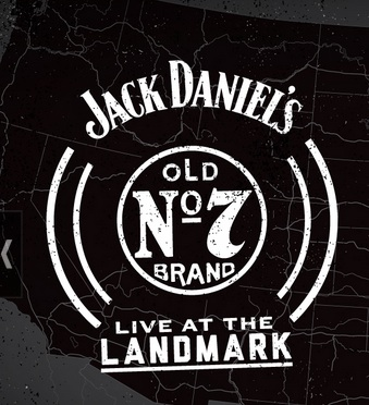 Jack Daniel's Announces 2014 Dates for 'Live at the Landmark' Concert Series