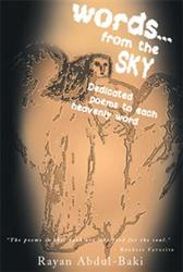 Teen Poet Releases WORDS... FROM THE SKY