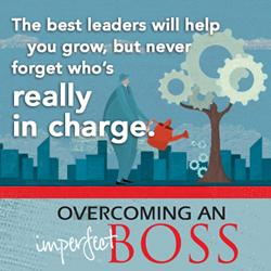 New Interactive Book OVERCOMING AN IMPERFECT BOSS is Released