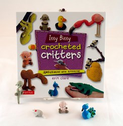 Tuttle Publishing and Erin Clark Releases New Amigurumi Book