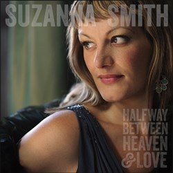 Suzanna Smith's Debut CD, 'Halfway Between Heaven & Love,' Out 11/19