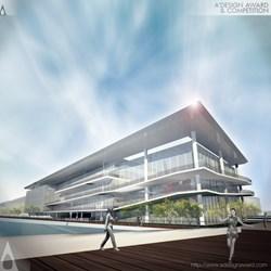 Paula Werneck Arquitetos Associados Recieves the Silver A' Design Award