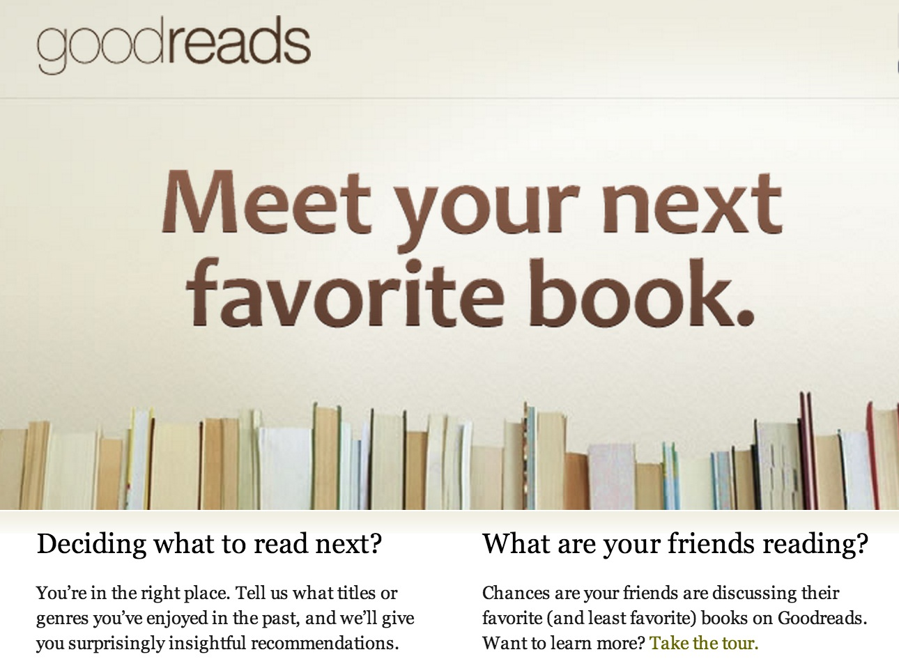 Breaking News: Amazon.com to Acquire Popular Recommendation and Sharing Site - Goodreads.com