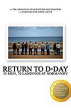Warriors Publishing Group Releases Return to D-Day