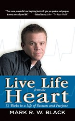 Heart and Double-Lung Transplant Recipient Releases LIVE LIFE FROM THE HEART