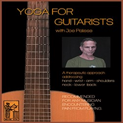 Muse Eek Publishing Releases YOGA FOR GUITARISTS