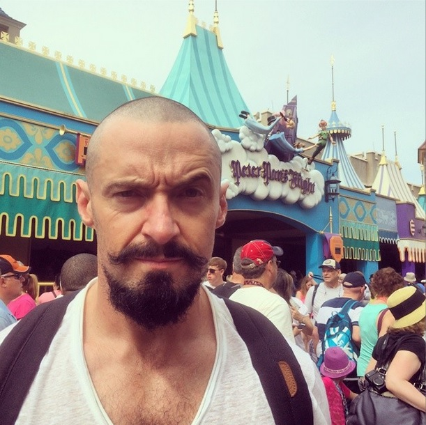 Twitter Watch: Hugh Jackman- Blackbeard Not Allowed on Peter Pan Ride