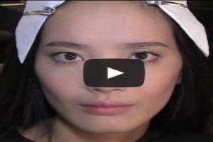 VIDEO: Osman Spring/Summer 2014 Hair & Makeup Trends | London Fashion Week