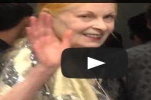 VIDEO: Fashion Show VIVIENNE WESTWOOD Spring Summer 2014 Menswear