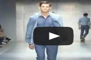 VIDEO: Fashion show ERMANNO SCERVINO Spring Summer 2014 Menswear Collection