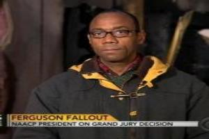 VIDEO: NAACP President Talks Ferguson Verdict on CBS THIS MORNING