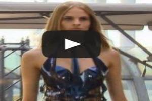 VIDEO: Iris Van Herpen Spring/Summer 2015 FIRST LOOK