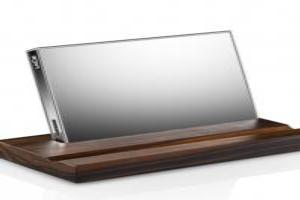 VIDEO: LaCie Unveils Mirror Portable Hard Drive; Encased in Glass & Designed for Looks