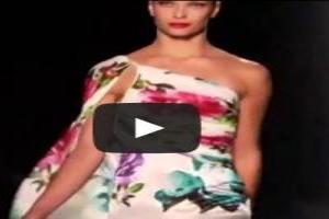 VIDEO: Roccobarocco Spring/Summer 2014 | Milan Fashion Week