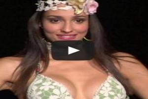 VIDEO: Agogoa Swimwear Spring/Summer 2014 at Blue Fashion Beach | Milan Fashion Week