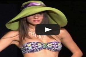 VIDEO: Emamo Swimwear Spring/Summer 2014 at Blue Fashion Beach | Milan Fashion Week